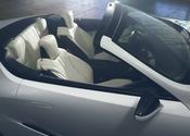 Lexus LC Convertible Concept Interior Portrait