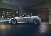 Lexus LC Convertible Concept Side