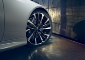 Lexus LC Convertible Concept Wheel Detail