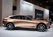 Lexus LF-1 Limitless - CIAS