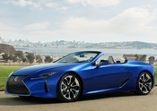 2021 Lexus LC 500 Convertible 02