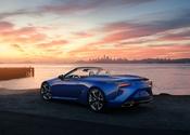 2021 Lexus LC 500 Convertible 04