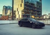 Lexus IS Black Line 04