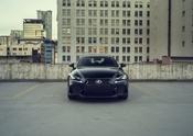 Lexus IS Black Line 06