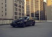 Lexus IS Black Line 08