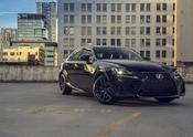 Lexus IS Black Line 15