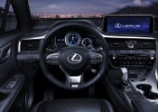 2020 Lexus RX350 FSPORT MC 10a