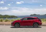 2020 Lexus RX 350 MC Matador Red-Black 01
