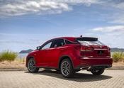 2020 Lexus RX 350 MC Matador Red-Black 07