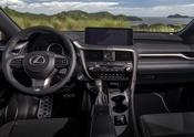 2020 Lexus RX 350 MC Matador Red-Black 11