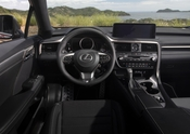 2020 Lexus RX 350 MC Matador Red-Black 14