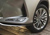 2020 Lexus RX450 H 3row Atomic Silver Noble Brown MC 14