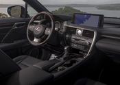 2020 Lexus RX 450H MC Black Circuit Red 119