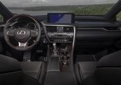 2020 Lexus RX 450H MC Black Circuit Red 122