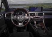 2020 Lexus RX 450H MC Black Circuit Red 123