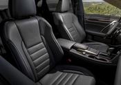 2020 Lexus RX 450H MC Black Circuit Red 128