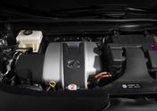 2020 Lexus RX 450H MC Black Circuit Red 130