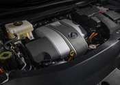 2020 Lexus RX 450H MC Black Circuit Red 131