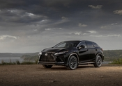 2020 Lexus RX 450H MC Black Circuit Red 146