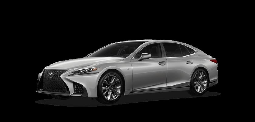 2020 Lexus LS 06