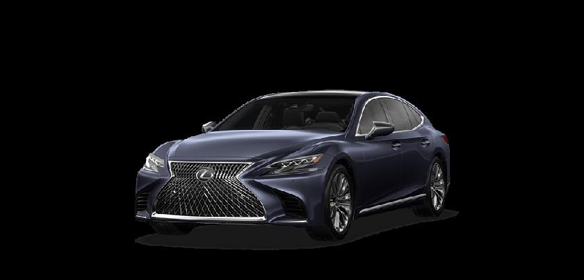 2020 Lexus LS 02