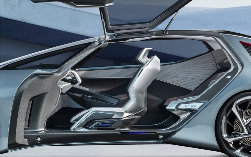 Lexus LF-30 Concept 017