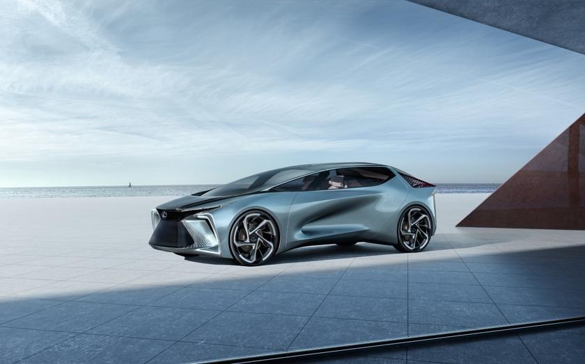Lexus LF-30 Concept 004