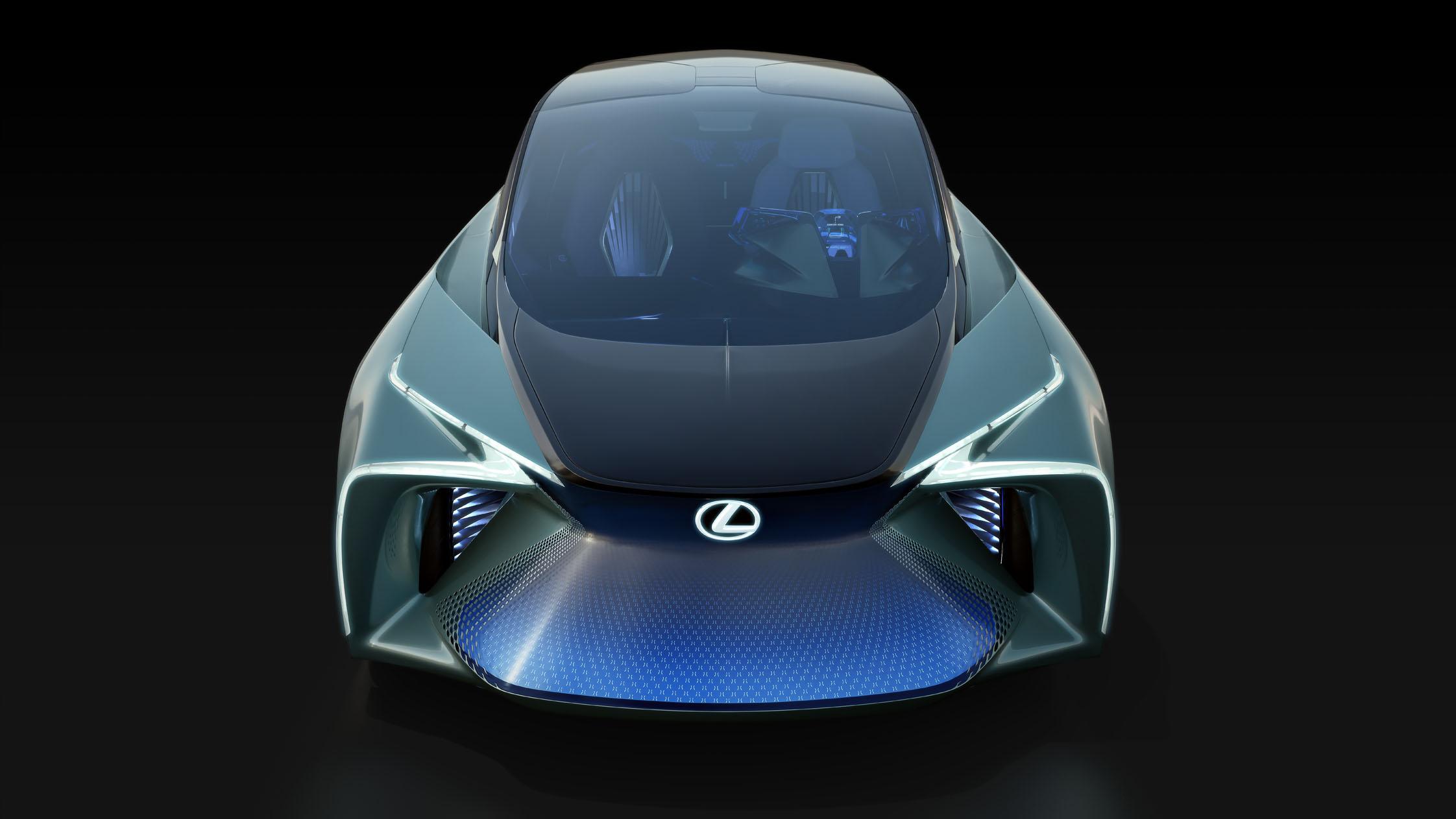 Lexus LF-30 Concept 025