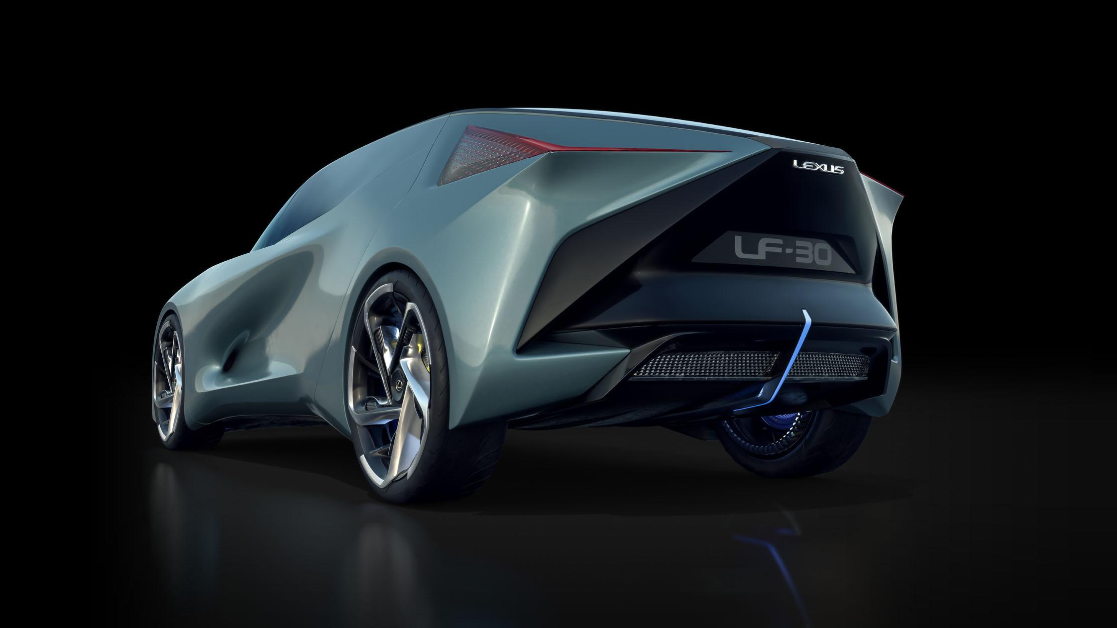 Lexus LF-30 Concept 032
