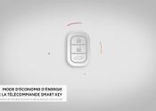 Mode deconomie denergie de la telecommande Smart Key