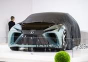 Lexus LF-30 Concept Reveal-2
