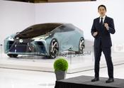 Lexus LF-30 Concept Reveal-3