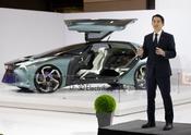 Lexus LF-30 Concept Reveal-4