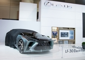 Lexus LF-30 Concept Reveal-13