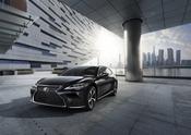 2021 Lexus LS 500 Luxury 001