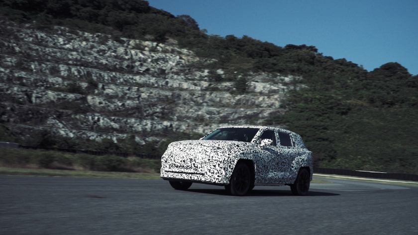 Lexus Kenshiki December 2020 BEV Prototype 2