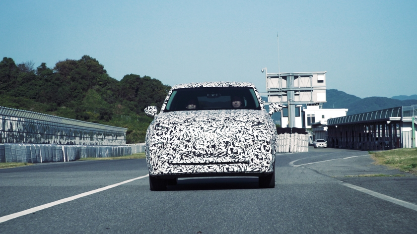 Lexus Kenshiki December 2020 BEV Prototyp 4