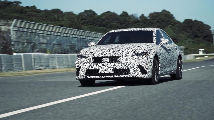 Lexus Kenshiki December2020 HEV Prototype 2