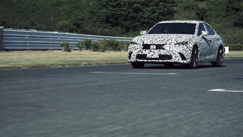 Lexus Kenshiki December2020 HEV Prototype 3