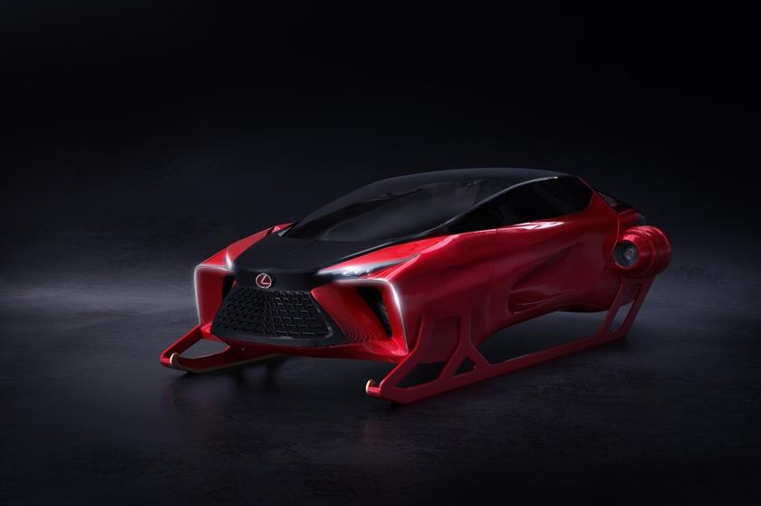 Lexus HX