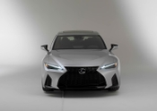 Lexus 2021 IS B-Roll