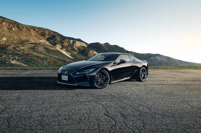 2021 Lexus LC 500 Inspiration Series 017