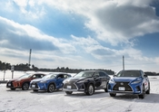 2021 Lexus AWD Event | Mosport, ON