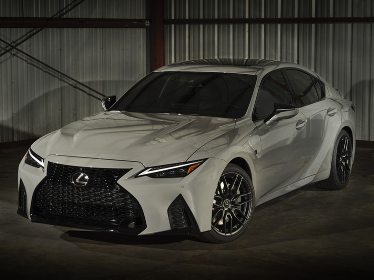 2022 Lexus IS 500 F SPORT Performance Launch Edition 002