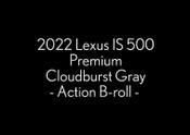 IS 500 PREMIUM CLOUDBURST GRAY EXT ACTION