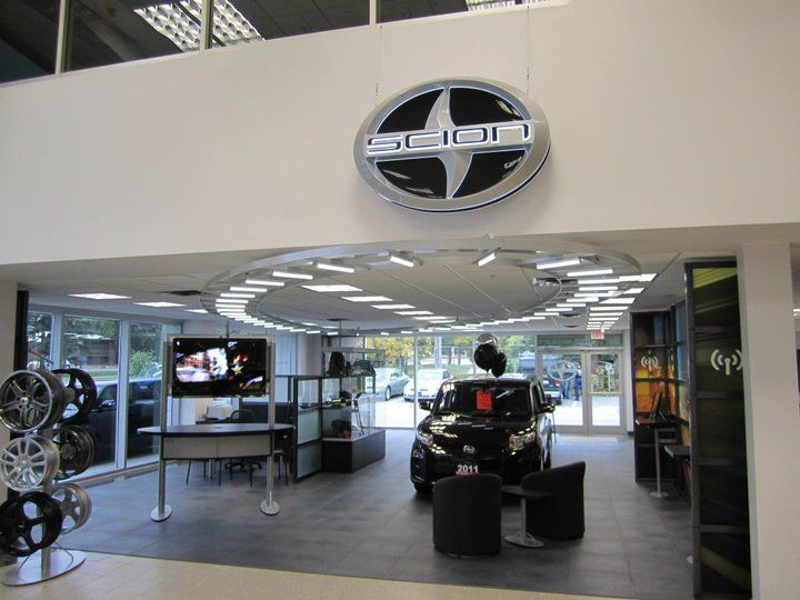 Scion Dealerships Open for Business 11