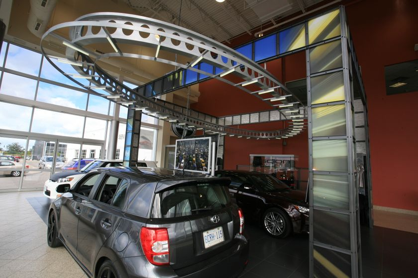 Scion Dealerships Open for Business 7