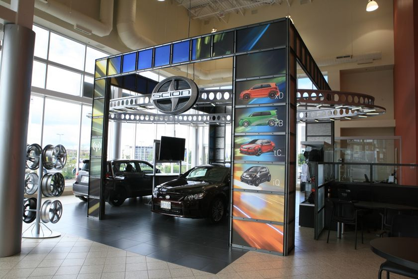 Scion Dealerships Open for Business 5