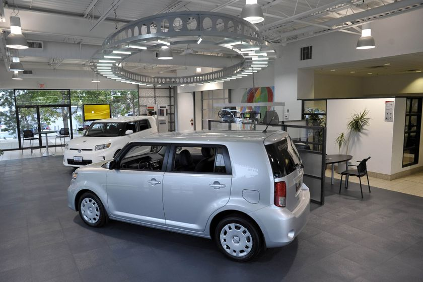 Scion Dealerships Open for Business 1