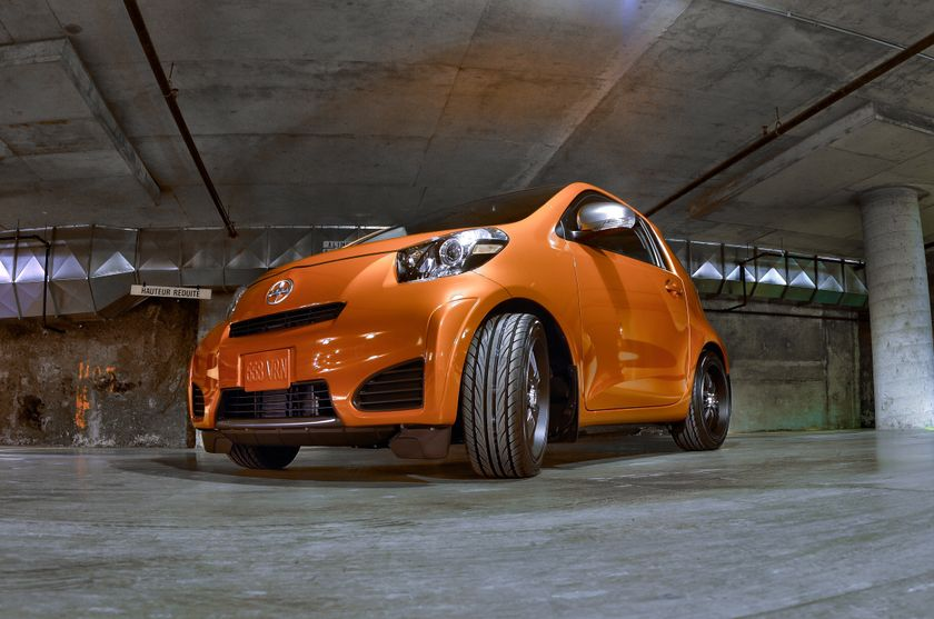 2012 Scion IQ 10